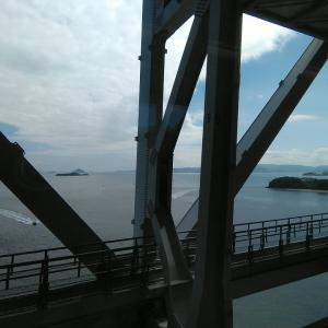 徳島旅行3 瀬戸大橋