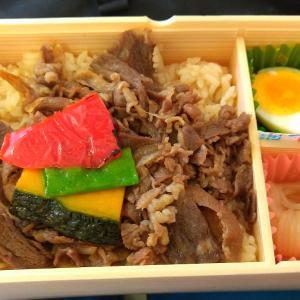 徳島旅行6 すきやき弁当