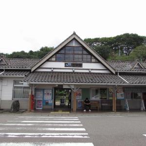 徳島旅行8 穴吹駅