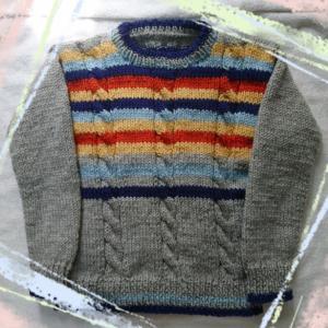 ★ボーダーセーター★