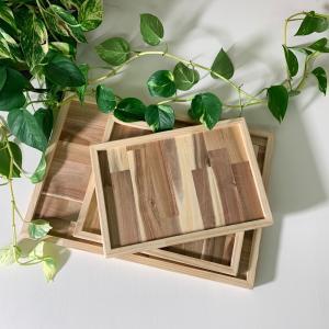 木工雑貨トレイ作り