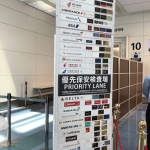 014 羽田空港国際線 優先保安検査〜2019ヘルシンキ+α