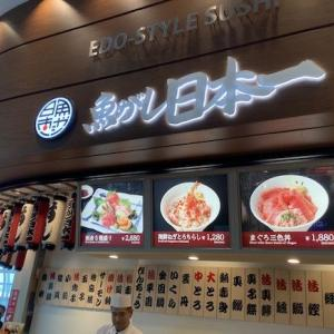 015 羽田空港国際線 出国後にお寿司〜2019ヘルシンキ+α
