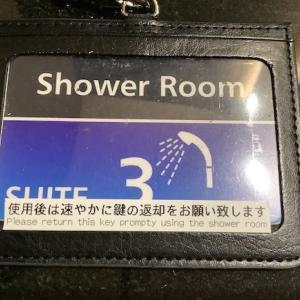 022 羽田空港国際線スイートラウンジでシャワー〜2019ヘルシンキ+α