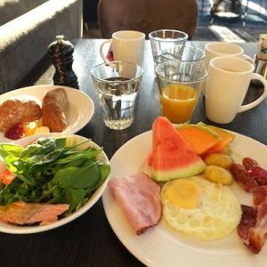 065 6日目の朝食(ヒルトン・ヘルシンキ・ストランド)〜2019ヘルシンキ+α