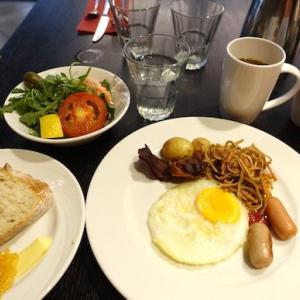 064 5日目の朝食(ヒルトン・ヘルシンキ・ストランド)〜2019ヘルシンキ+α