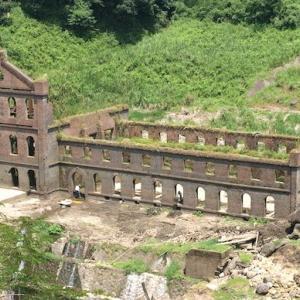 曽木発電所遺構〜大人の遠足2020夏