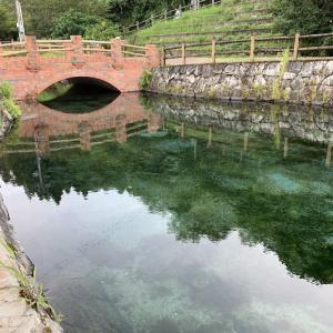 霧島山麓丸池湧水(その1)〜大人の遠足2020夏