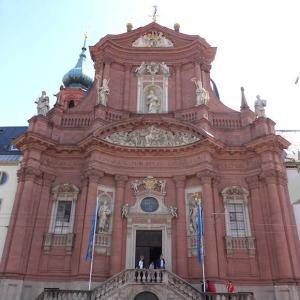 166 ヴェルツブルクの旧市街・ノイミュンスター教会〜2019ヘルシンキ+α