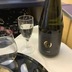 194 NH204 Fクラスの機内食(日本酒)〜2019ヘルシンキ+α