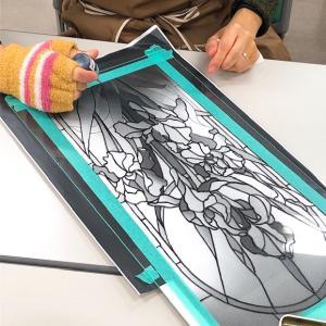 【定期レッスン】 ディンプルアート