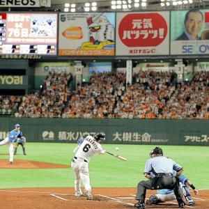 今年のプロ野球はまさに呼吸がキモです(・∀・)