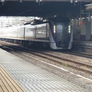 松本駅 中央本線 大町線 ホーム 点描