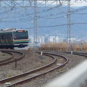 東海道線 根府川駅 点描