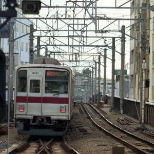 東急東横線 菊名駅 点描