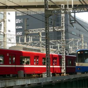 横浜 京急線 点描