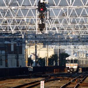 東海道線 浜松駅 点描