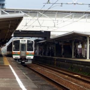 東海道線 富士駅 点描
