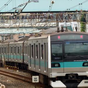 JR常磐線 柏駅 点描