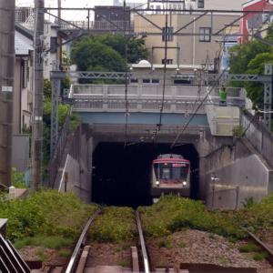 東急大井町線 北千束駅 点描