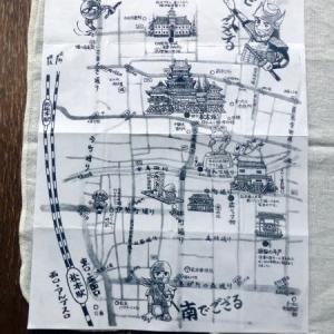 観光チラシ  松本駅 点描