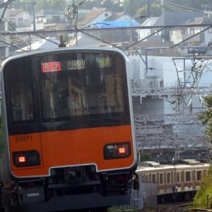 シャイニーオレンジ ~東横線 菊名駅界隈 点描~