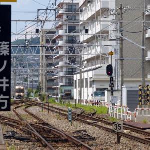 篠ノ井線 松本駅 点描