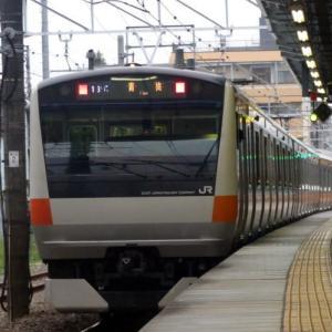 青梅線 西立川駅 点描