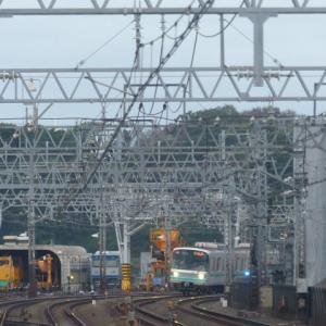 東急東横線 新丸子駅 点描