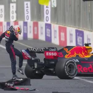 今年も波乱のレース展開!!アゼルバイジャンGP