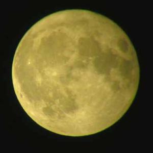 旧暦八月既望の満月