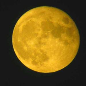 旧暦六月望月