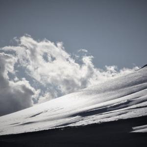 富嶽光陰、冬山REAL三景