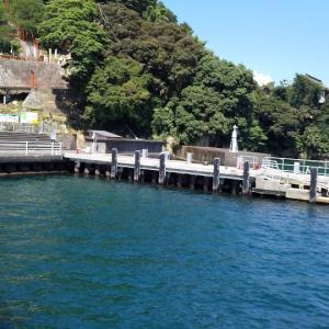 パワースポット竹生島へ