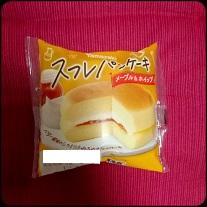 ヤマザキ スフレパンケーキ