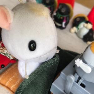 子ウマのハヤテオーと、ツル丸さんと、やぁやぁ!ゲーム〜