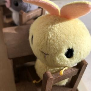 子ウサギのリボンと、『しゅうまつ』は、どうしてる?