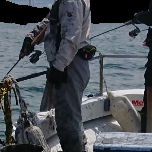黒い悪魔釣りに行きませんか?