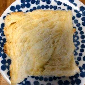 末っ子のパンの食べ方