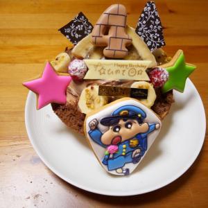 末っ子4歳のお誕生日ケーキ