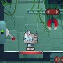 ロボットのアドベンチャーゲーム「RoBBiE」