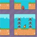 ピース入れ替えパズルゲーム「Tiny Fragments」