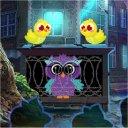 フクロウを救出する脱出ゲーム「Ruler Owl Escape」