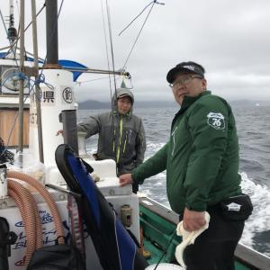2018 青森遠征 第三弾 一つテンヤ真鯛 2日目