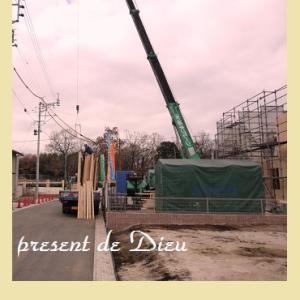 我が家の進捗♪2月3日の現場