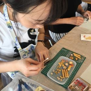 ミニチュアカフェ2最終日