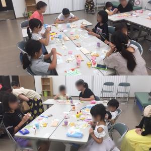 連日の子供教室