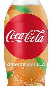 【画像】コカ・コーラの新商品「オレンジバニラ」wwwwwwwwwww