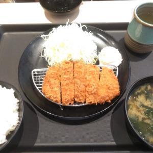 【朗報】松の家の朝ロースカツ400円wwwwwwwwwwww