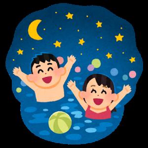 【画像】ナイトプール行くとこんな子いっぱい…おまえら急げえ~wwwwwwww